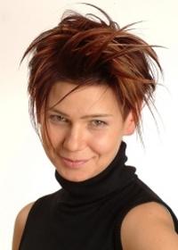 модные женские стрижки и прически 2008 2007