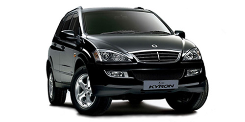 ssangyong-new-kyron-луцьк