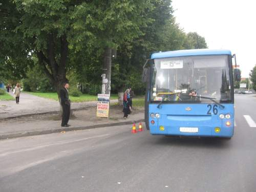 Дтп у Луцьку, фото
