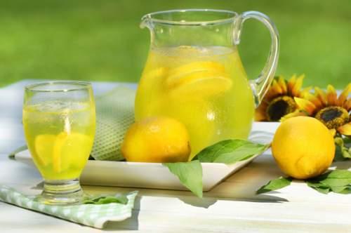 квас лимонно медовий