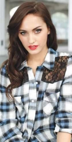 Дочка Мадонни пропонує носити міні-спідниці (ФОТО)
