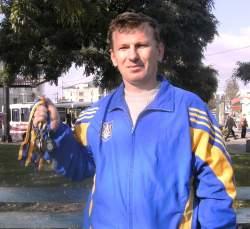 Роман Михайлович Маслиган - кращий вчитель року з фізкультури
