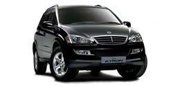 SsangYong New Kyron